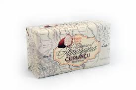 paper wrapped soap amazonia cupuaçu paper wrapped soap 300g saponificio varesino