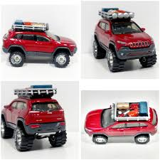 jeep cherokee toy 3inchdiecastbliss custom matchbox 2014 jeep cherokee