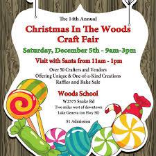 christmas in the woods craft fair best of lake geneva