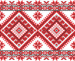 ukrainian ornaments ukraine style fabric ornaments vector graphics 15 vector pattern