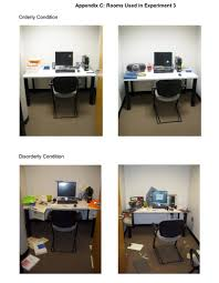 benefits of having a messy or clean desk business insider