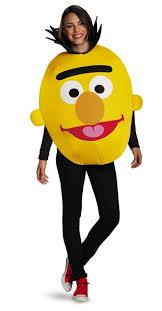 Ernie Bert Halloween Costumes Cookie Monster Elmo Bert Ernie Sesame Street Costume Overlay
