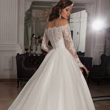 Wedding Dresses For Sale Off Shoulder Long Sleeve Wedding Dress For Sale Ivo Hoogveld