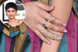 celebrity nail polish colors kylie jenner baby 7