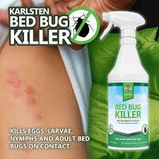 What Kills Bed Bug Eggs Amazon Com Karlsten Bed Bug Killer Pest Control Bugs Spray