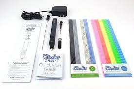 3doodler 2 0 the world amazon com 3doodler create 3d pen with 50 plastic strands no