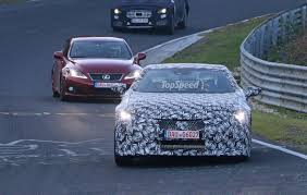 lexus lc top gear spy shots lexus lf lc production prototype spotted page 5