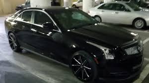 wheels for cadillac ats 2014 cadillac ats on 19 s