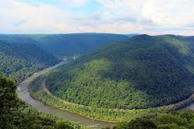 West Virginia national parks images New river gorge west virginia new river gorge national river jpg