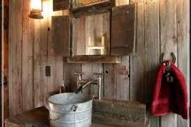 Rustic Bathroom Decor Ideas - 21 rustic bathroom decor modern bath hardware log cabin bathroom