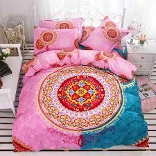 4 3 pcs owl cotton bedding set free shipping worldwide