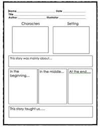 main idea graphic organizer for students on tpt thank you i