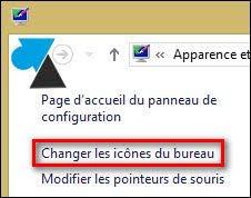comment remettre la corbeille sur le bureau windows 7 remettre l icône de la corbeille sur le bureau windowsfacile fr