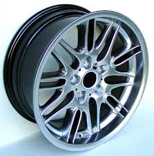 who knows how to get the paint code for the bmw hypersilver wheel