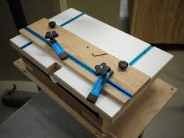 making a router table homemade horizontal router table finewoodworking