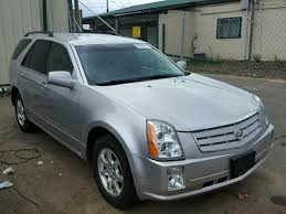 06 cadillac srx salvage title 2006 cadillac srx 4dr spor 3 6l 6 for sale in ham