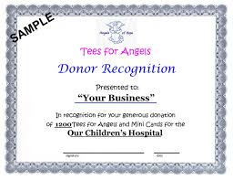 Appreciation Certificate Templates 9 Best Images Of Donation Appreciation Certificate Donation