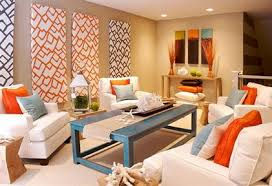 orange livingroom orange living room decor jannamo com