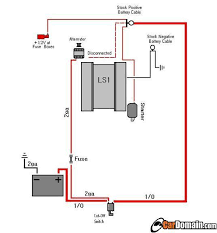 alternator with battery disconnect ls1tech camaro and firebird