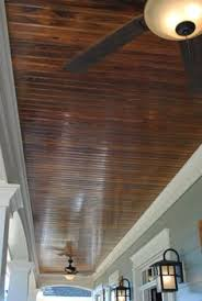 Exterior Beadboard Porch Ceiling - how to install a beadboard paneled ceiling ceilings ceiling and