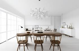 Black And White Dining Room Ideas by Scandinavian Dining Room Design Ideas U0026 Inspiration