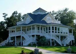 Country Style Home Plans With Wrap Around Porches 133 Best Huge Porches Images On Pinterest Architecture