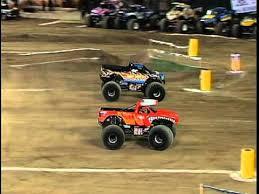 monster truck jam anaheim monster jam wheels vs el toro loco monster truck race