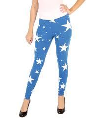 Wilfred Costume Wonder Woman Inspired Superstar Leggings Costume Pants Tv Show