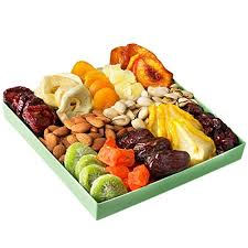 dried fruit gift nut and dried fruit gift basket healthy gourmet snack