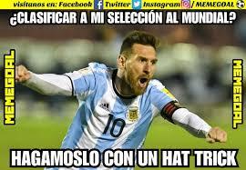 Memes Messi - los memes m磧s graciosos tras el ecuador argentina
