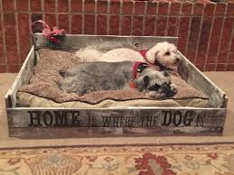 Doggie Beds Rustic Dog Bed Large Rustic Dog Bed Replacement Covers