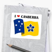 Flag Capital Proposed Australian Capital Terrritory Act Flag I Love