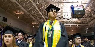 graduation medallion mssu year student convocation