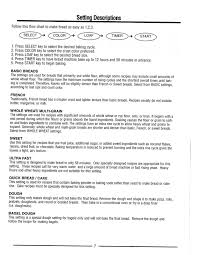 welbilt bread machine blog model abm2h22 welbilt bread machine
