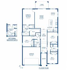 Floor Plan La by Ibis A New Home Floor Plan At La Collina Innovation By Homes By