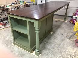 Custom Made Kitchen Islands by Hand Made Kitchen Island With Seating By Worthys Run Furniture