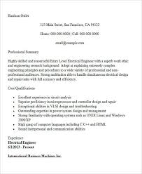 Electrical Engineer Resume Examples by 25 Best Engineering Resume Templates Free U0026 Premium Templates