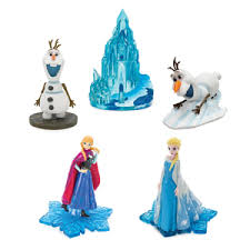 disney s frozen assorted mini resin aquarium ornaments pets at home