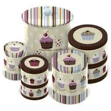 cupcake canisters for kitchen cupcake kitchen decor kitchen cupcake kitchen
