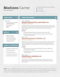 Stand Out Resume Templates Resumes That Stand Out Resume Templates