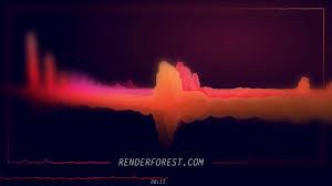 audio glow music visualizer youtube