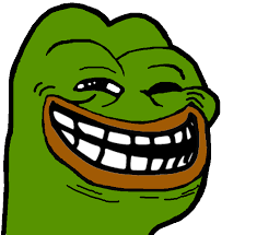 Frog Face Meme - unholy union pepe the frog know your meme
