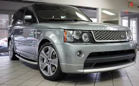range rover sport silver used 2012 land rover range rover sport supercharged marietta ga