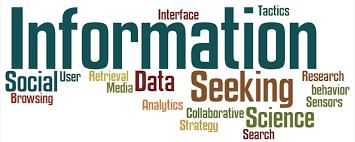 Seeking Text Social Information Seeking Home