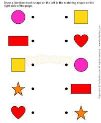 23 best geometry worksheets images on pinterest preschool shapes
