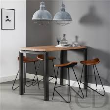 impressionnant table cuisine haute bar ikea free de design blanche