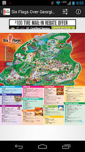 Six Flags Great America Phone Number Amazon Com Six Flags Maps Appstore For Android