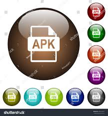 what is apk file format apk file format white icons on stock vector 688147423