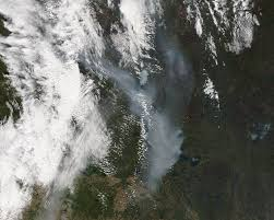 Colorado Wildfire Status by Fort Mcmurray Wildfire Continues To Burn Nasa