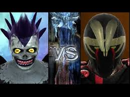 Ryu Hayabusa Halloween Costume Soulcalibur Creation 1080p Ryuk Death Note Ryu Hayabusa